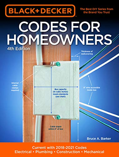 Black & Decker Codes for Homeowners (4th Edition)
