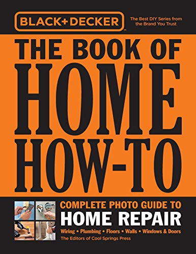 The Book of Home How-To (Black + Decker)