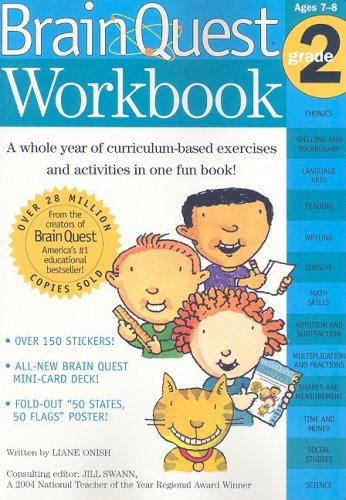 Brain Quest Workbook (Grade 2)
