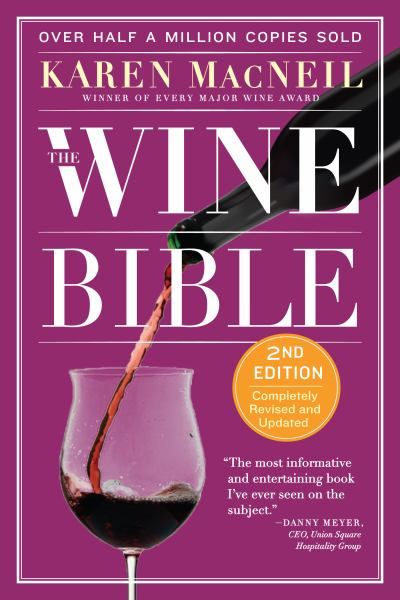The Wine Bible (2nd Edition)
