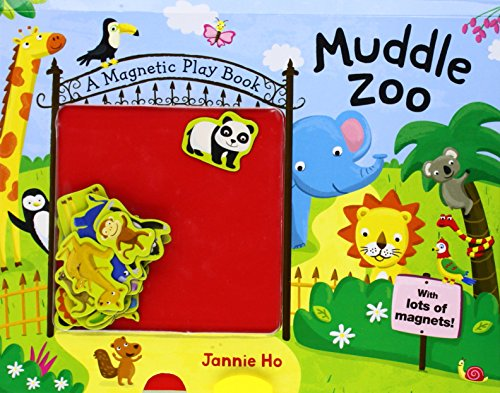 Muddle Zoo: A Magnetic Play Book (Muddle Books)