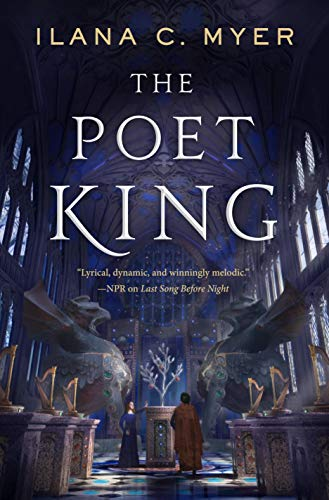 The Poet King (The Harp and Ring Sequence, Bk. 3)