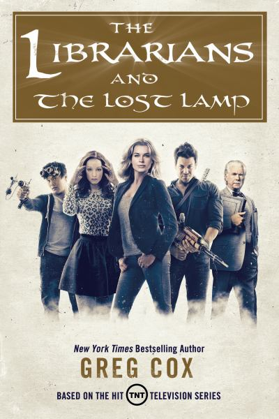 The Librarians and The Lost Lamp (Bk. 1)