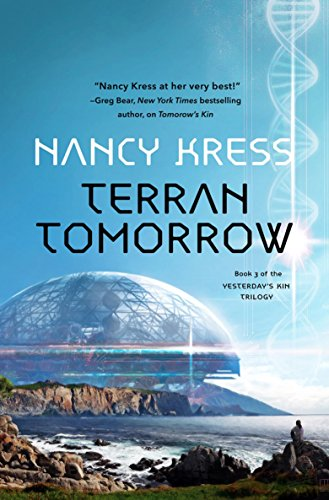 Terran Tomorrow (Yesterday's Kin Trilogy, Bk. 3)