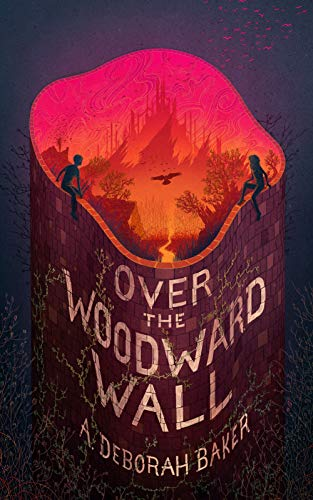 Over the Woodward Wall (The Up-and-Under, Bk. 1)