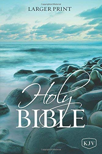 KJV, Holy Bible, Larger Print (#3820 Softcover)