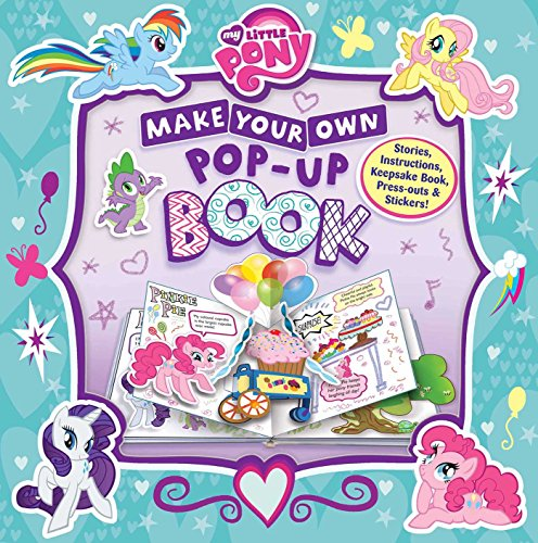Make Your Own Pop-up Book (My Little Pony)