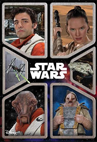 Star Wars 3-Book Gift Set (Aliens and Ships of the Galaxy/Poe Dameron: Flight Log/Rey's Survival Guide)