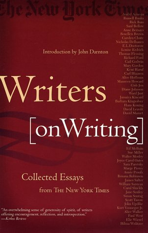 Writers on Writing