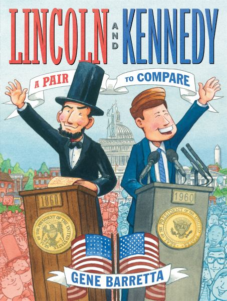 Lincoln and Kennedy: A Pair to Compare