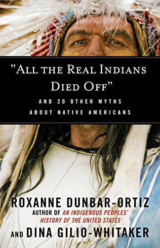 """All the Real Indians Died Off"" - And 20 Other Myths About Native Americans"