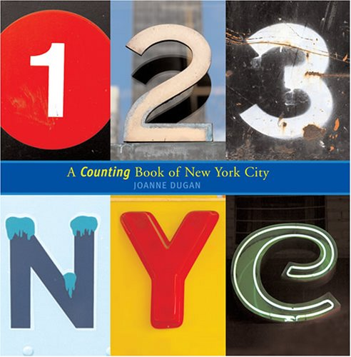 123 New York City: A Counting Book of New York City