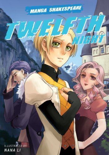 Twelfth Night (Manga Shakespeare)