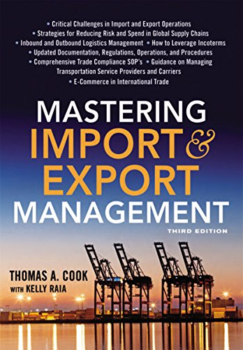 Mastering Import and Export Management (Third Edition)