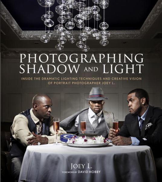Photographing Shadow and Light: Inside the Dramatic Ligihting Techniques and Creative Vision of Portrait Photographer Joey L.