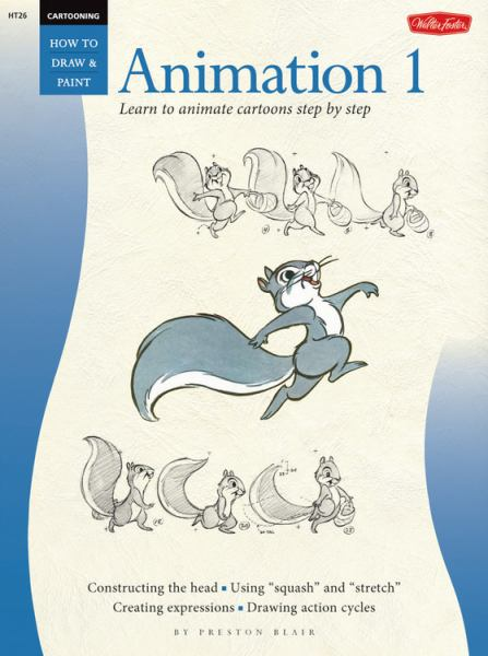 Animation 1 (Cartooning: How to Draw & Paint)