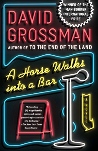 A Horse Walks Into a Bar (Vintage International)