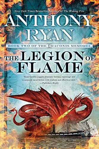 The Legion of Flame (The Draconis Memoria, Bk. 2)