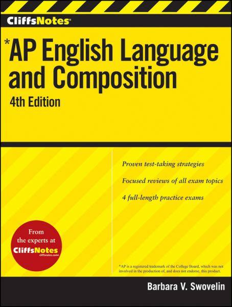 AP English Language and Composition (4th Edition, CliffsNotes)