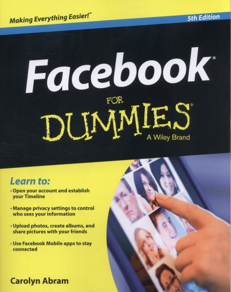 Facebook for Dummies (5th Edition)