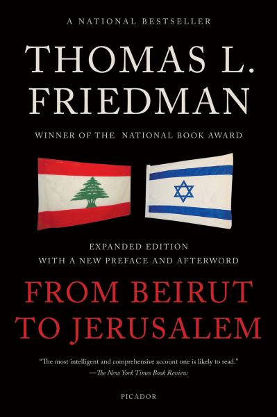 From Beirut to Jerusalem (Expanded Edition)