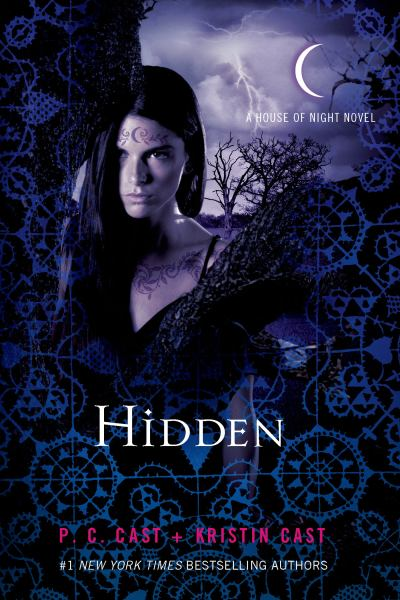 Hidden (House of Night Series, Book 10)