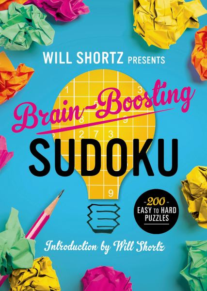 Will Shortz Presents Brain-Boosting Sudoku
