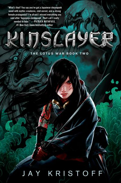 Kinslayer (The Lotus War, Bk. 2)