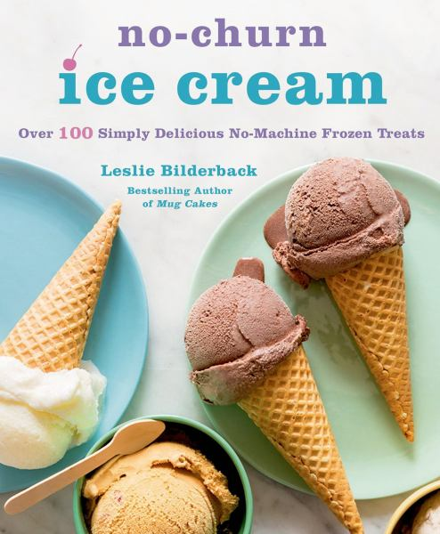 No-Churn Ice Cream