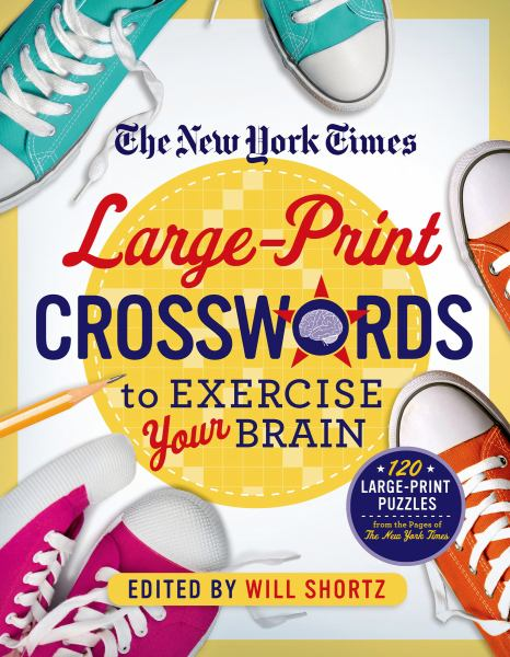 The New York Times Large-Print Crosswords to Exercise Your Brain