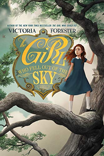 The Girl Who Fell Out of the Sky (Piper McCloud, Bk. 3)