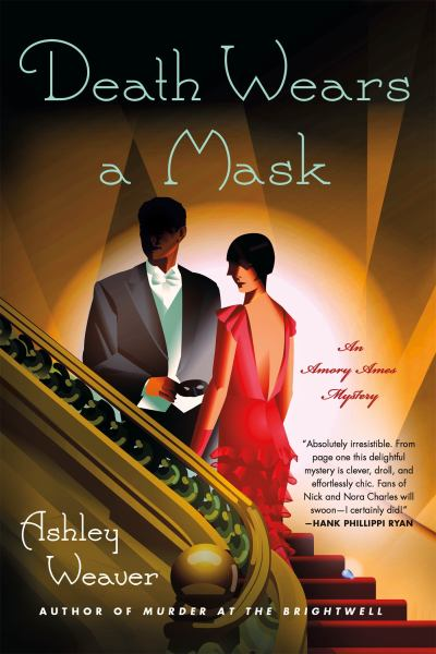 Death Wears a Mask (An Amory Ames Mystery)
