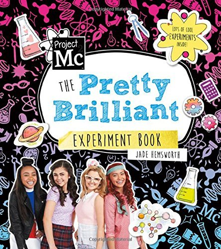 The Pretty Brilliant Experiment Book (Project Mc2)