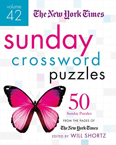 The New York Times Sunday Crossword Puzzles (Volume 42 )