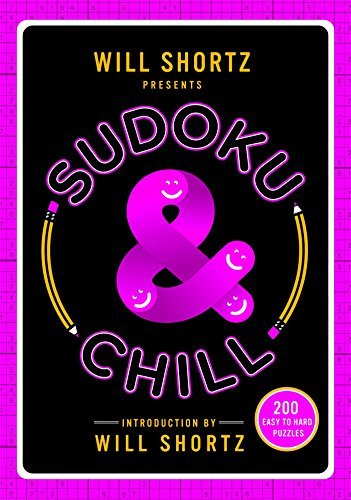 Will Shortz Presents Sudoku and Chill