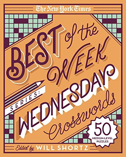 The New York Times Best of the Week Series: Wednesday Crosswords