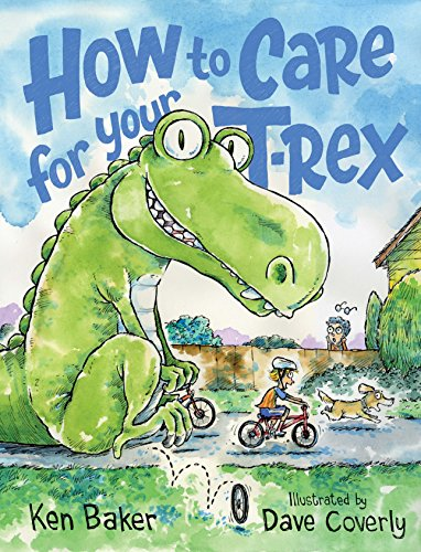 How to Care for Your T-Rex