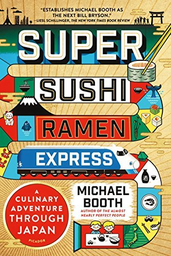 Super Sushi Ramen Express: A Culinary Adventure Through Japan