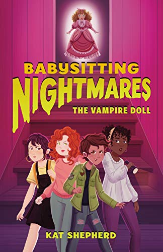The Vampire Doll (Babysitting Nightmares, Bk. 4)