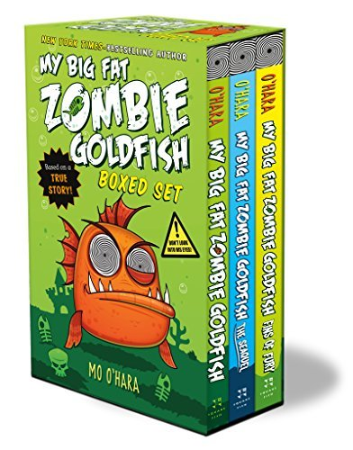 My Big Fat Zombie Goldfish Boxed Set: (My Big Fat Zombie Goldfish/The Seaquel/Fins of Fury)