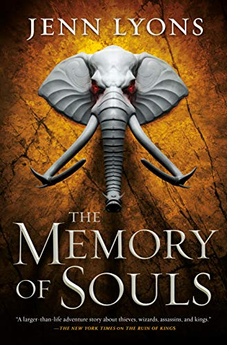The Memory of Souls (A Chorus of Dragons, 3)