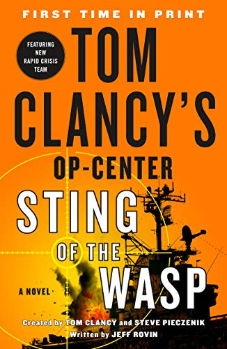 Sting of the Wasp (Tom Clancy's Op-Center, Bk. 18)