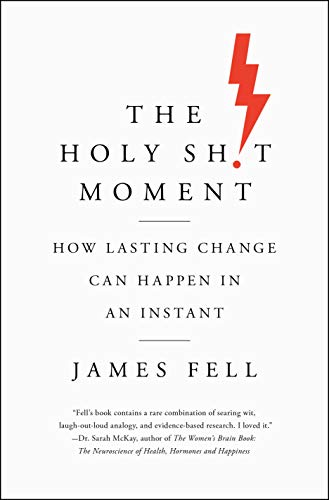 The Holy Sh!t Moment: How Lasting Change Can Happen in an Instant