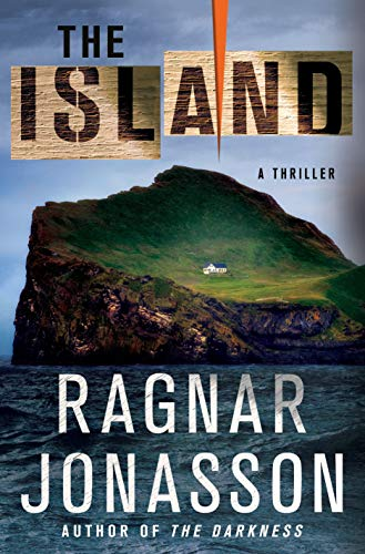 The Island (The Hulda Series, Bk. 2)