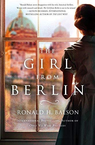 The Girl from Berlin (Liam Taggart and Catherine Lockhart, Bk. 5)