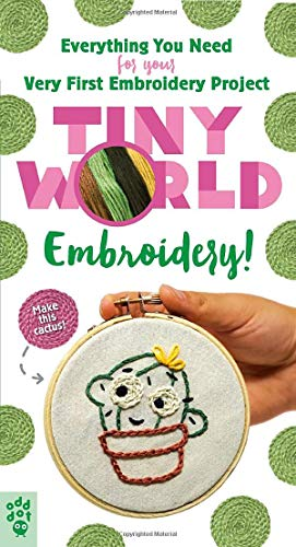 Embroidery! (Tiny World)