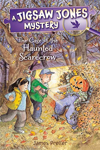 The Case of the Haunted Scarecrow (Jigsaw Jones Mystery)