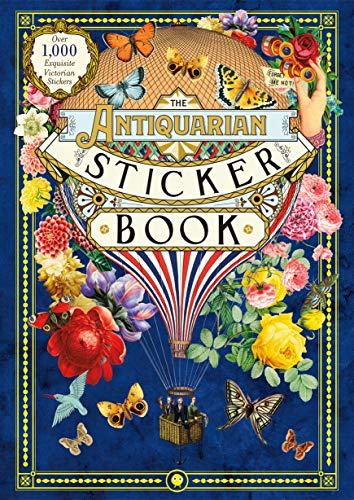 The Antiquarian Sticker Book