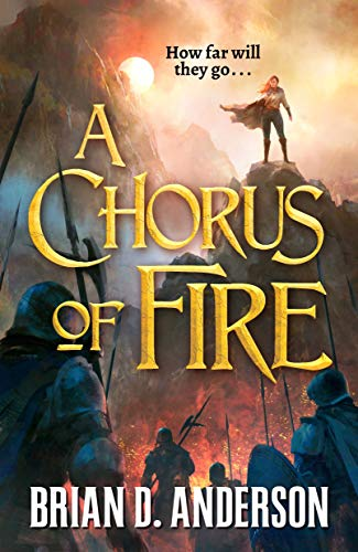 A Chorus of Fire (The Sorcerer's Song, Bk. 2)