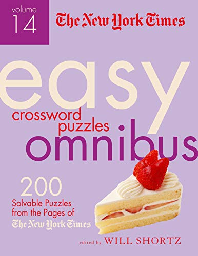 The New York Times Easy Crossword Puzzle Omnibus (Volume 14)